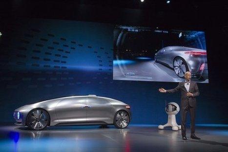 CES: Visions of Cars on Autopilot | Automobile Technology | Scoop.it