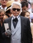 ΣΤΥΛ - FASHION NEWS - O Karl Lagerfeld παίρνει συνέντευξη από τον εαυτό του | the lookbook | Scoop.it
