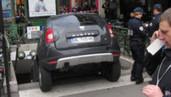 Une voiture s'invite dans le métro parisien ! | French Cosmopolites | Scoop.it