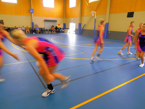 Playing Netball | Work & Play Environment | Scoop.it