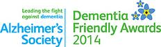 Dementia Friendly Awards - Alzheimer's Society | Dementia 4 Schools | Scoop.it