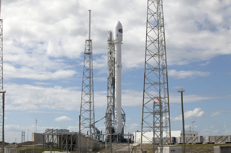 Planning for December Falcon 9 launch, Orbcomm ships satellites | Spaceflight Now | Global Space Watch | Scoop.it