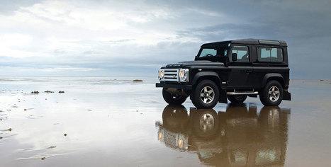 Land Rover não consegue mais competir com regras europeias | Heron | Scoop.it