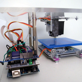 DIY BioPrinter | 3D Printing and Fabbing | Scoop.it