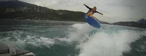 wakesurf - Le best of vidéo du King of The Lake - e-adrenaline | extreme sports | Scoop.it