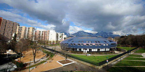 A Grenoble, la cité UTOPIQUE de La Villeneuve en sursis | Le BONHEUR comme indice d'épanouissement social et économique. | Scoop.it