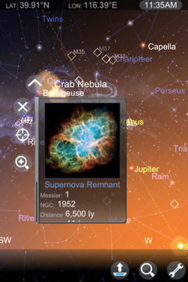 5 Superb Augmented Reality Astronomy Apps for iPhone | Ar astronomy | Scoop.it