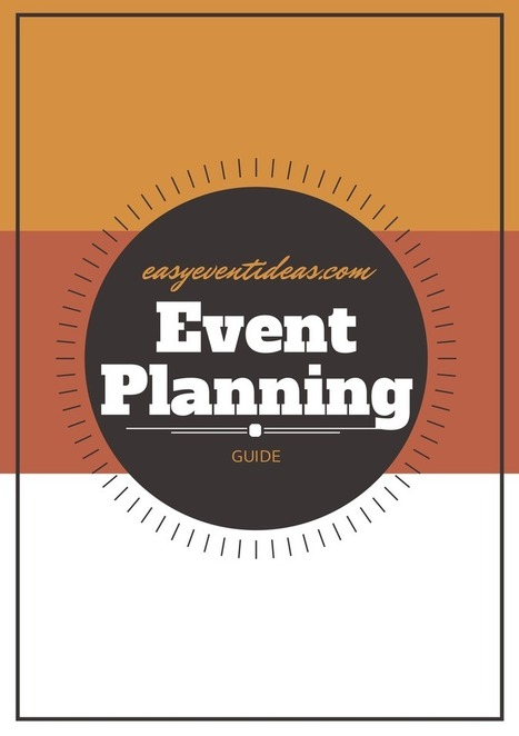 Free Event Planning Guide | Event Planning | Scoop.it