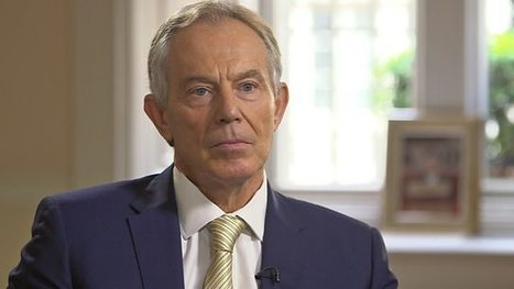 Tony Blair on Radical Islam, This Week's World - BBC Two | Online stuff for the class | Scoop.it