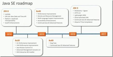JavaOne 2014: Roadmaps for the near future of Java | Desarrollo WEB | Scoop.it