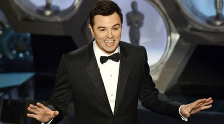 News - Non Seth MacFarlane n'est pas sexiste | Ydrioss | Scoop.it
