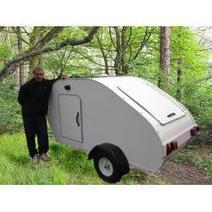 Teardrop Caravan Trailer UK | Teardrop trailer building | Scoop.it