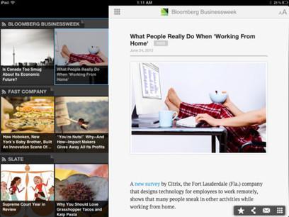 10 aplicaciones básicas para trabajar en una tableta | Think Big | Ticenelaula | Scoop.it