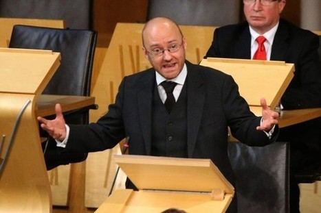 Carolyn Leckie: Green refusal to endorse the First Minister feels like petty party politics   Politics Scotland   Scoop.it