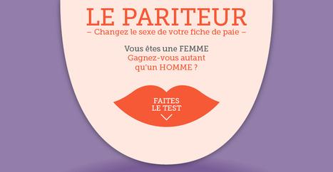 Le Pariteur | Emi Journalisme | Scoop.it