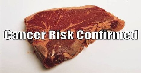 Scientists Finally Discovered Why Eating Red Meat Causes Cancer | The Basic Life | Scoop.it
