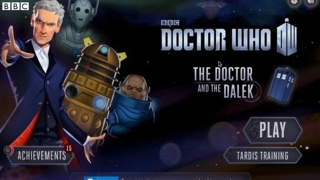The Doctor Teaches Kids to Code in iOS and Android Tablet Game | educacion-y-ntic | Scoop.it