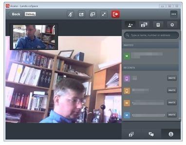 Matt Landis Windows PBX & UC Report: Acano Brings #WebRTC Meetings & Popular Video Endpoints to #Lync and #Cisco | WebRTC | Scoop.it