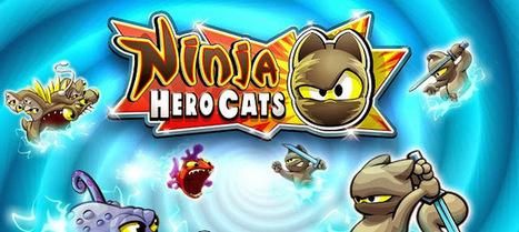 Ninja Hero Cats 1.0.2 [Mod Money] APK Free Download - APK Gadget® | Android Custom Roms | Scoop.it