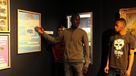 Décrochage scolaire. A Fontenay, l'art devient facteur de réussite | Décrochage scolaire | Scoop.it