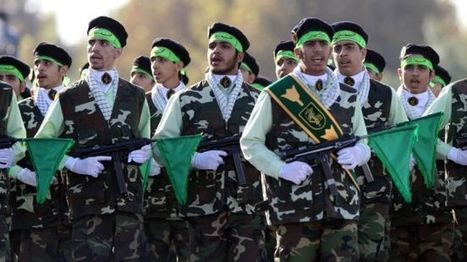 British Zionists call for banning IRGC | Occupied Palestine | Scoop.it