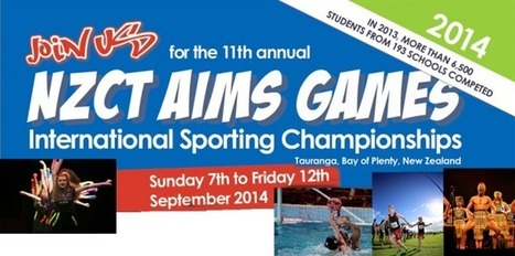2014 NZCT Aims Games Opening Ceremony is not to be missed. | Car hire Tauranga Airport I Rite Price Car Rentals | Scoop.it