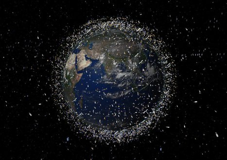 The amount of space junk around Earth has hit a 'critical density' — and it could be a massive problem   Computers, Security, Networks, Healthcare IT, & More   Scoop.it