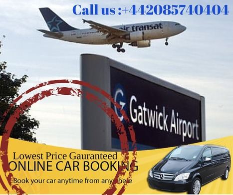 Gatwick Airport Taxi Transfer | Airport Transfers UK | Scoop.it