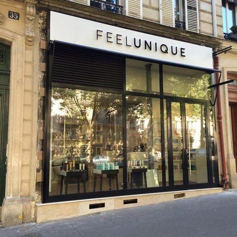 Feelunique dévoile son flagship parisien | Beauté & Cosmétiques | Scoop.it
