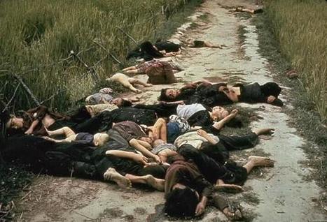 The My Lai Massacre in Pictures   Guerre du Vietnam   Scoop.it