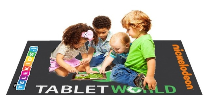 Tablets voor kinderen: nieuwe lichting van Telekids en Nickelodeon - Tabletworld | Apps voor kinderen | Scoop.it