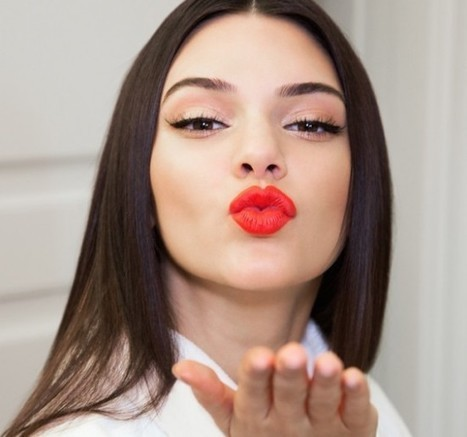 Kendall Jenner will Walk in Victoria's Secret Fashion Show | Best of the Los Angeles Fashion | Scoop.it