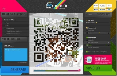 Create QR Codes With Your Image | QR Codes in Education | Scoop.it