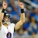 Justin Tucker hits 61 yard FG, gives a shout out to fantasy football - NOTSportsCenter | Fantasy sports | Scoop.it