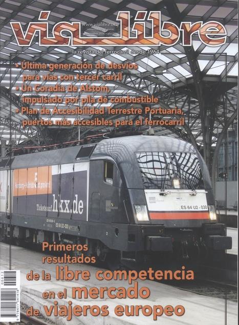 Vía Libre, Año LIII, nº 612 (2016)   Ingeniería Civil   Scoop.it