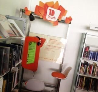 Bibliothèques : 1D touch le streaming équitable débarque à Grenoble - Place Gre'net | BiblioLivre | Scoop.it