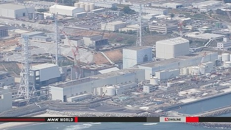 Radioactive water from Fukushima plant escapes | Japan Tsunami | Scoop.it