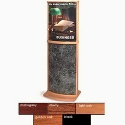 Quality custom display for showcasing your business messages!   Business   Scoop.it