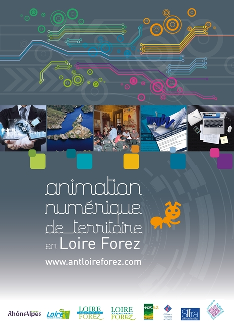 Animation numérique de territoire en Loire Forez - 2012 | E-tourisme - Loire | Scoop.it
