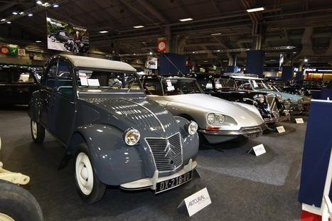 Vente Artcurial. 1,5 million € pour les Citroën d'André Trigano | Voitures anciennes - Classic cars - Concept cars | Scoop.it
