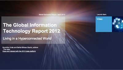 "The Global Information Technology Report 2012 | L'impresa ""mobile"" 