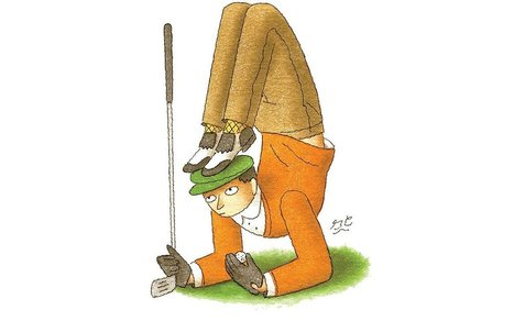 Improve Your Golf Game With....Yoga! - Parade   Yogist   Scoop.it