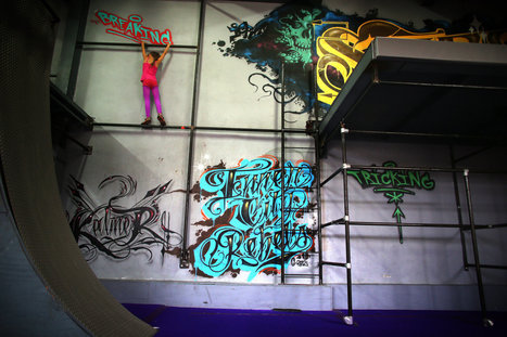 Parkour, a Pastime Born on the Streets, Moves Indoors and Uptown | Article of the Week | Scoop.it