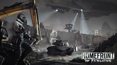 Best Video Game Homefront The Revolution 2015 Download Game HD Wallpaper | Cool HD & 3D Wallpapers - Free Download | Scoop.it
