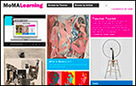 MoMA | Online | Practical art resources | Scoop.it