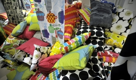 Sarah Jessica Parker boosts Marimekko's visibility in the USA | Finland | Scoop.it