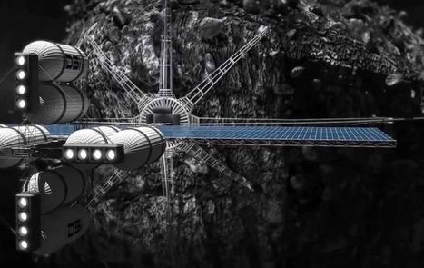 Luxembourg Wants to Be a Global Leader in Asteroid Mining | Europe | Space | Luxembourg (Europe) | Scoop.it