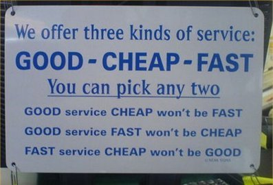 Good, Cheap, and Fast Service | Wit for and by Translators | Scoop.it