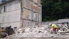 Inondations : à Barèges, la démolition de l'hôtel du Tourmalet s'achève - France 3 Midi-Pyrénées | Barèges | Scoop.it