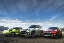 Mitsubishi To Introduce 3 Hybrids (2 Plug-in Hybrids) At Tokyo Motor Show | Sustain Our Earth | Scoop.it